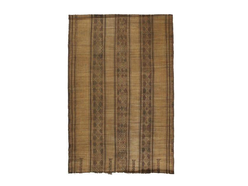 Rectangular wooden Mat TUAREG ST87TU by AFOLKI