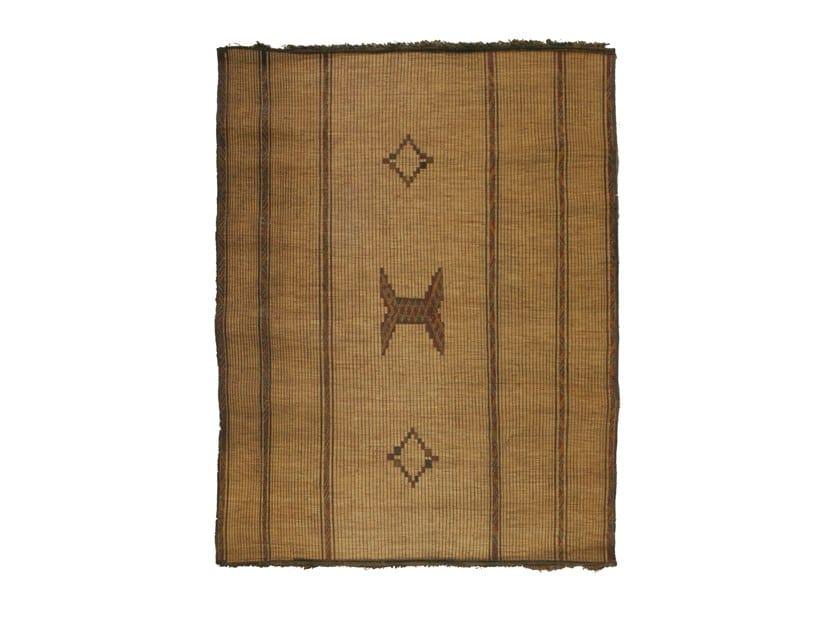 Rectangular wooden Mat TUAREG ST88TU by AFOLKI