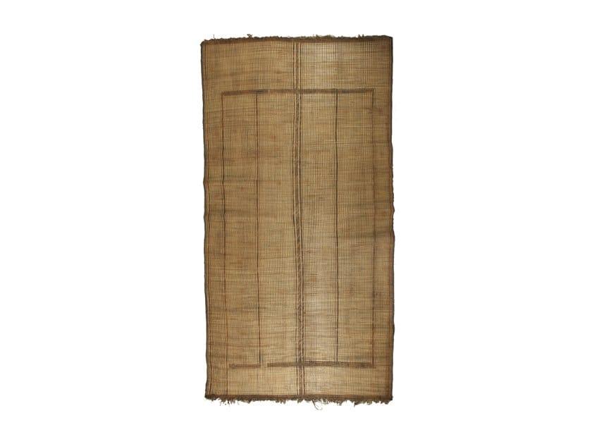 Rectangular wooden Mat TUAREG ST92TU by AFOLKI