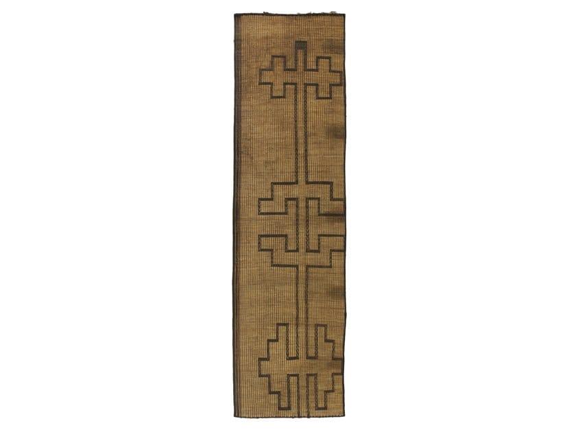 Rectangular wooden Mat TUAREG ST93TU by AFOLKI