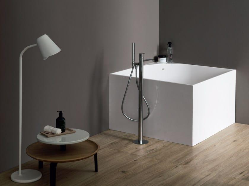 Vasca Da Bagno Quadrata : Vasca da bagno quadrata in acrilico sharm by alessandro