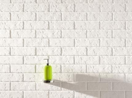 Indoor 3D Wall Cladding TUBADZIN ALL IN WHITE | 3D Wall Cladding by tubadzin
