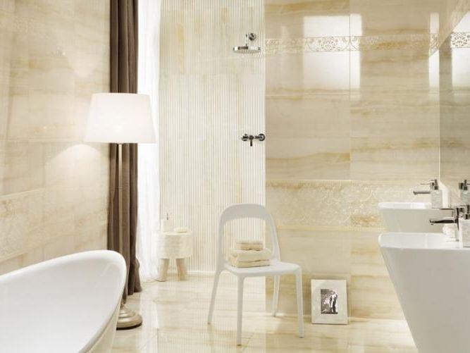 Indoor wall/floor tiles TUBADZIN ONIS by tubadzin
