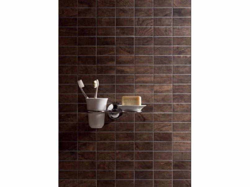Indoor wall tiles with wood effect TUBADZIN TRAVIATA | Wall tiles with wood effect by tubadzin