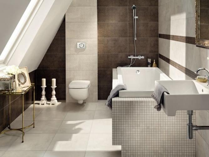 Indoor wall/floor tiles TUBADZIN PALACIO | Wall/floor tiles by tubadzin