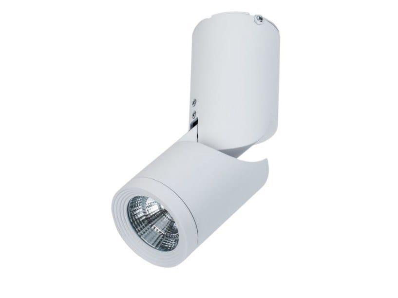 LED adjustable ceiling lamp TUBE by MAYTONI