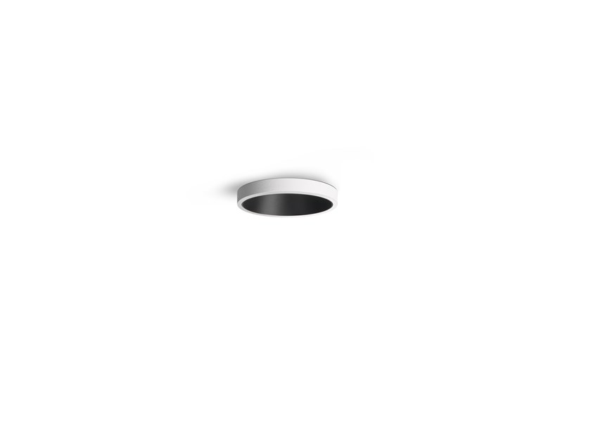 LED semi-inset spotlight TUBED MINI LOW HALF IN by Orbit