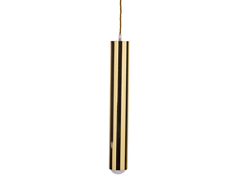Metal pendant lamp TUBO | Metal pendant lamp by HMD INTERIORS