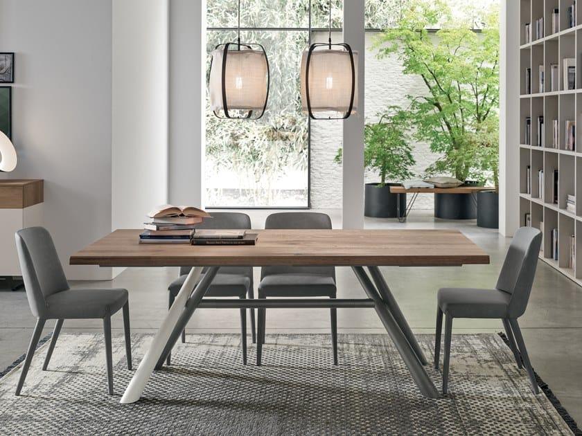 Extending table TUDOR by Gruppo Tomasella