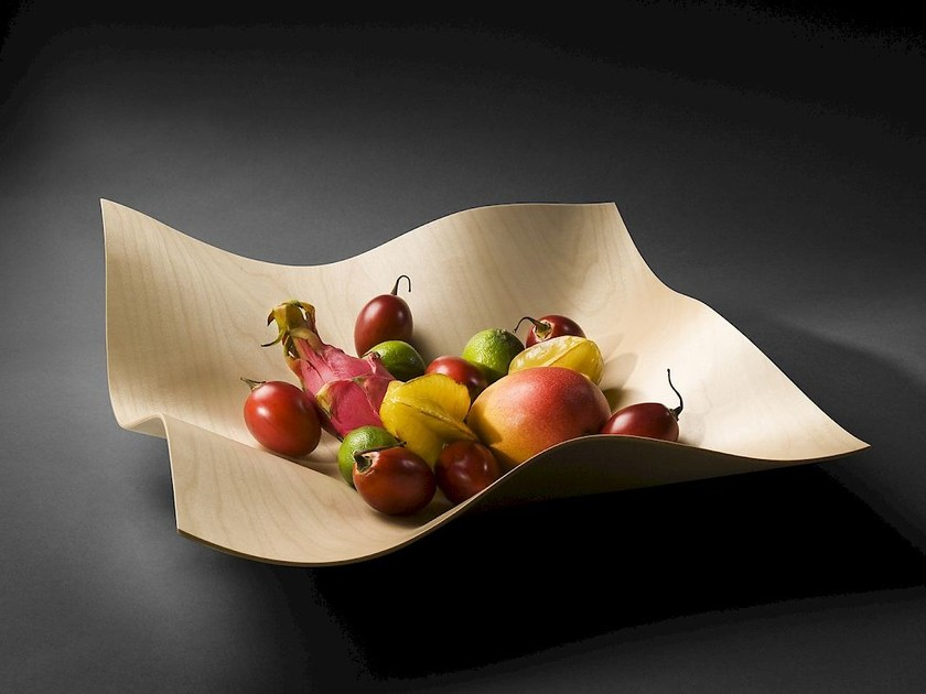 Plywood bowl TUISKU by SHOWROOM Finland