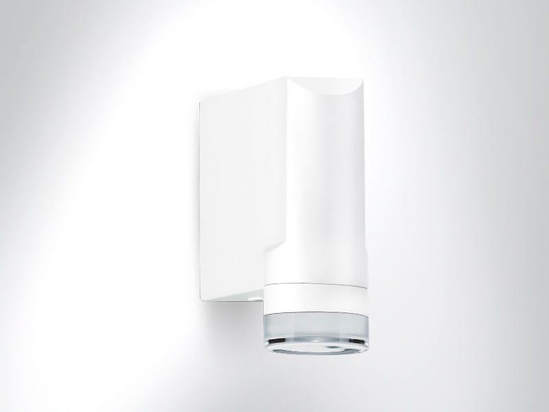 LED wall-mounted powder coated aluminium spotlight TULA | Spotlight by Arcluce