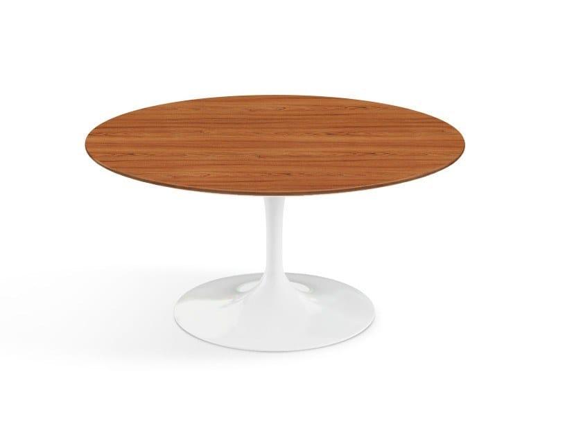 TULIP   Tavolino rotondo By KNOLL design Eero Saarinen