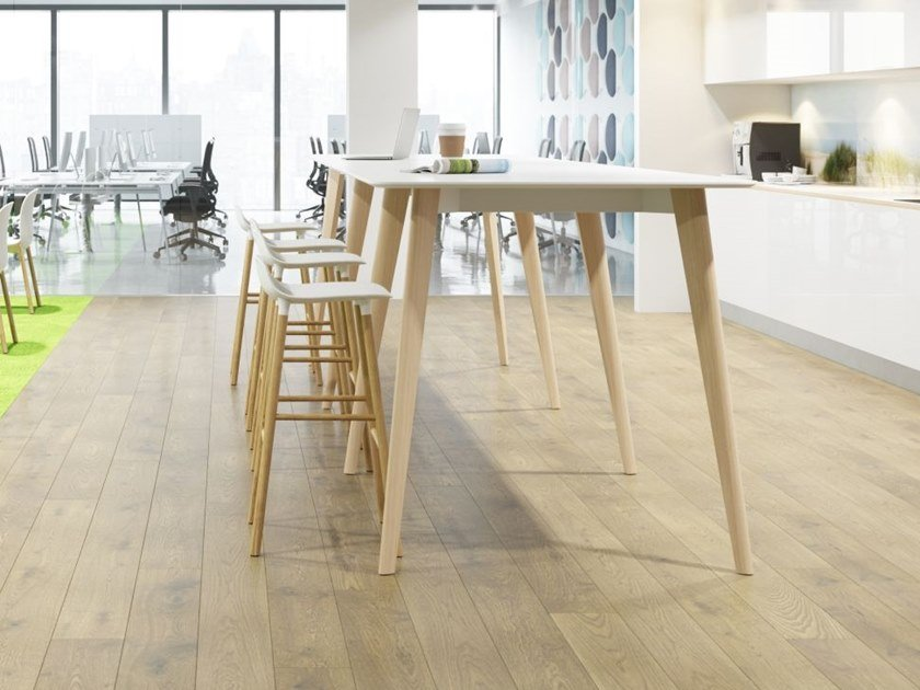 Wooden high table TUNDRA | High table by FURNIKO