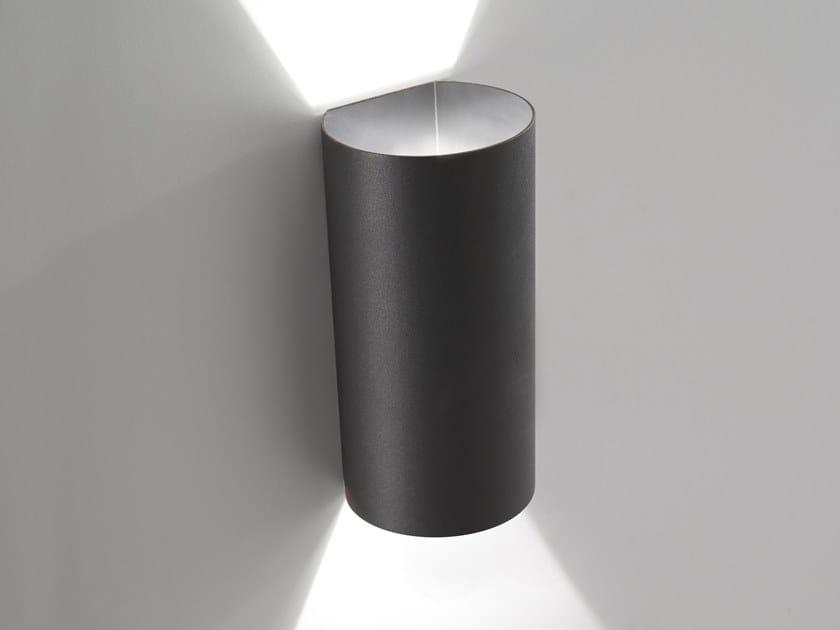 LED aluminium wall lamp TUNNEL | Aluminium wall lamp by Ailati Lights