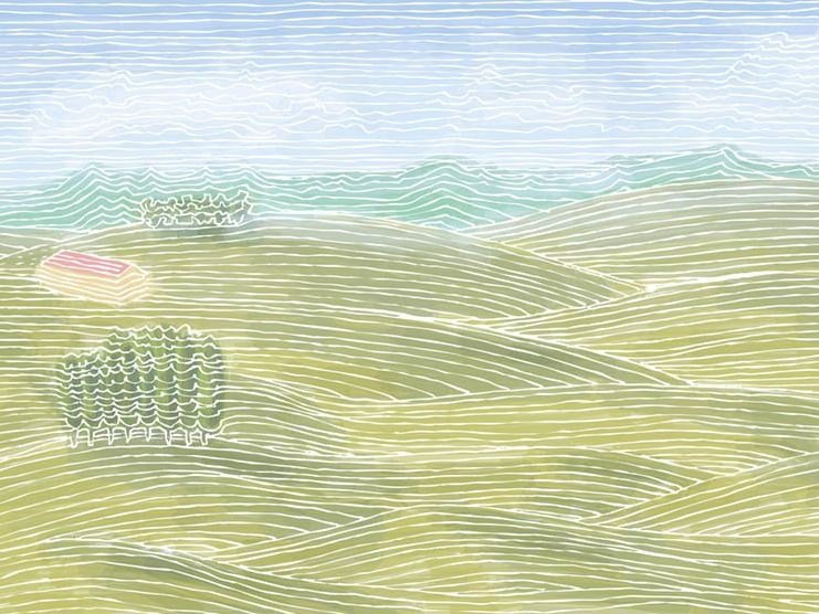 Papel de parede TUSCANY by Wallpepper Group