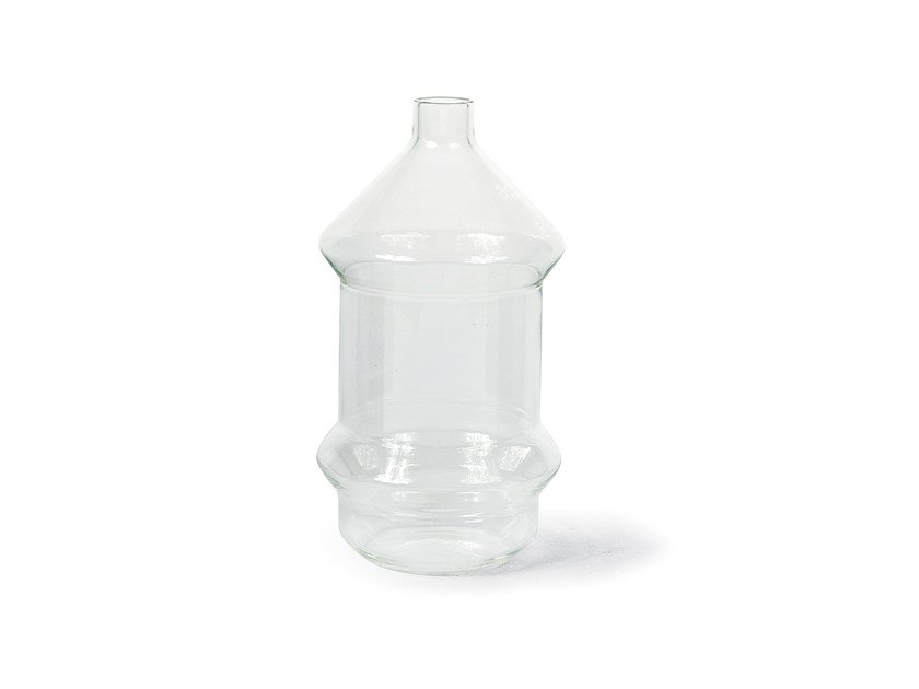 Borosilicate glass bottle TUTÙ | Bottle by Atipico