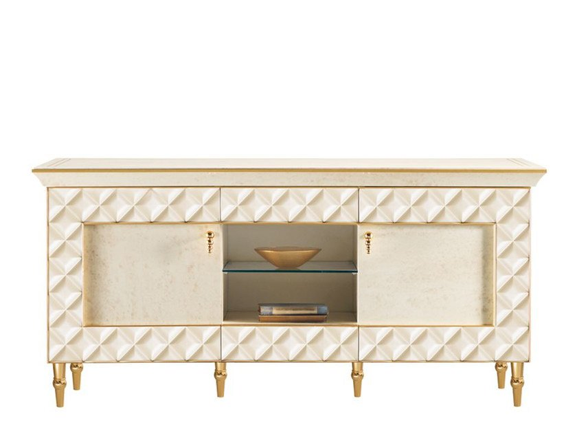 Wooden TV cabinet SIPARIO | TV cabinet by ADORA