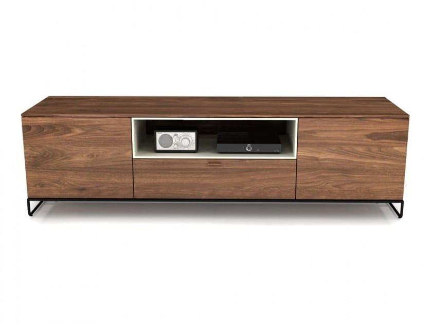 Linea Tv Cabinet Linea Collection By Huppe Design Joel Dupras