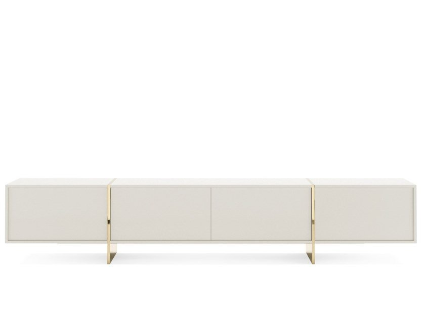 Low lacquered TV cabinet RHAPSODY | TV cabinet by PRADDY