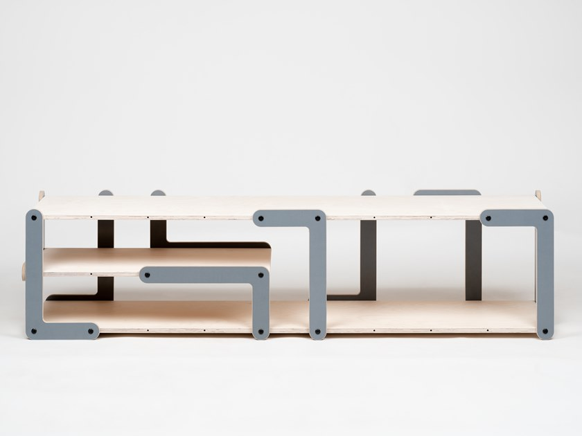 Plywood TV cabinet BOOM | TV cabinet by Radis