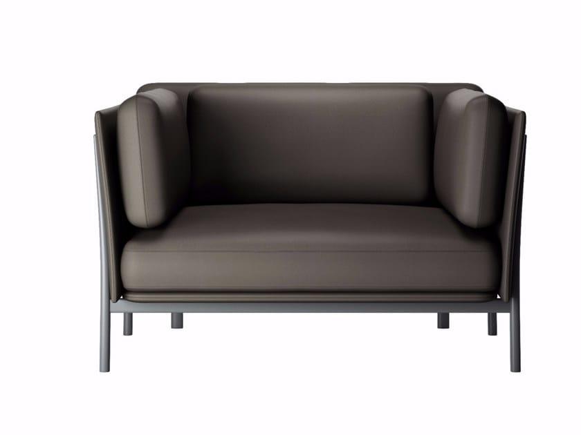 Armchair with armrests TWELVE 1 - 880 by Alias
