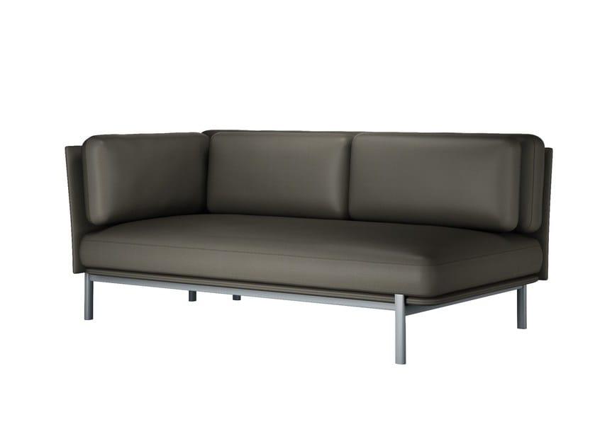Corner sectional sofa TWELVE CORNER - 883 by Alias