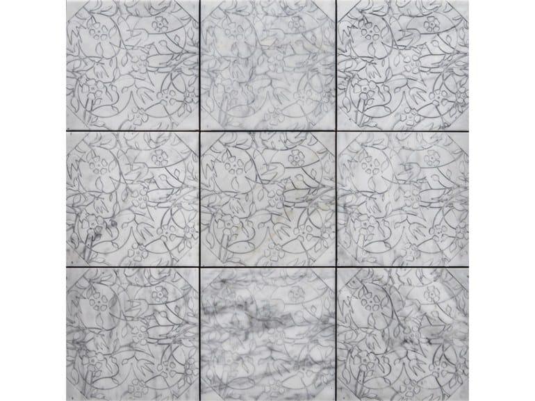 Natural stone flooring TWENTY 03 by Lithos Mosaico Italia