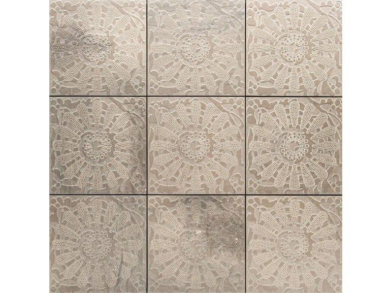 Natural stone flooring TWENTY 05 by Lithos Mosaico Italia
