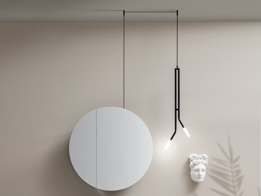 Pendant lamp TWINS by Cerasa