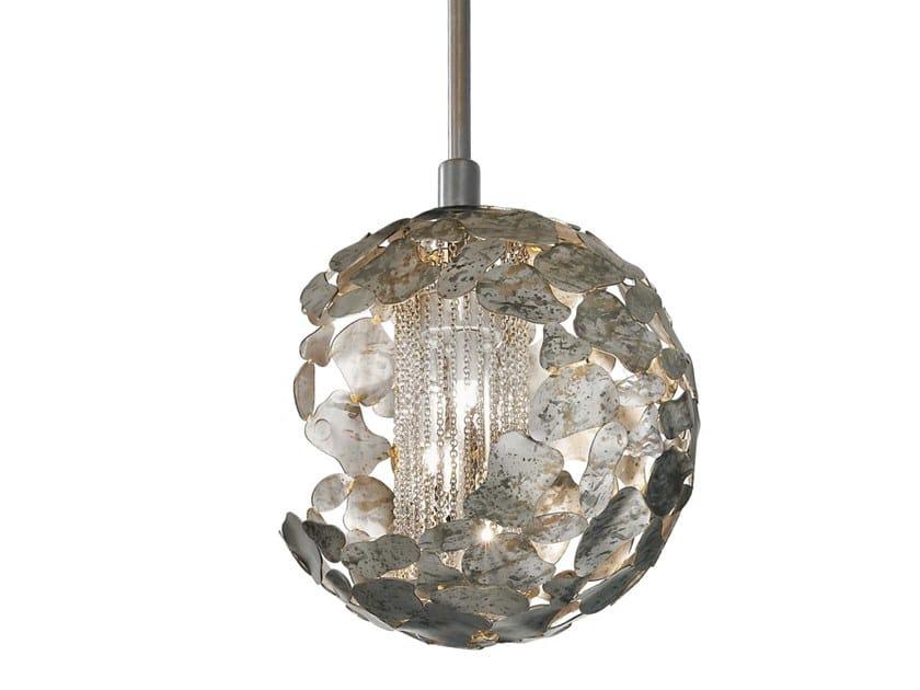 Lampada a sospensione in metallo TWISTER | Lampada a sospensione by IDL EXPORT