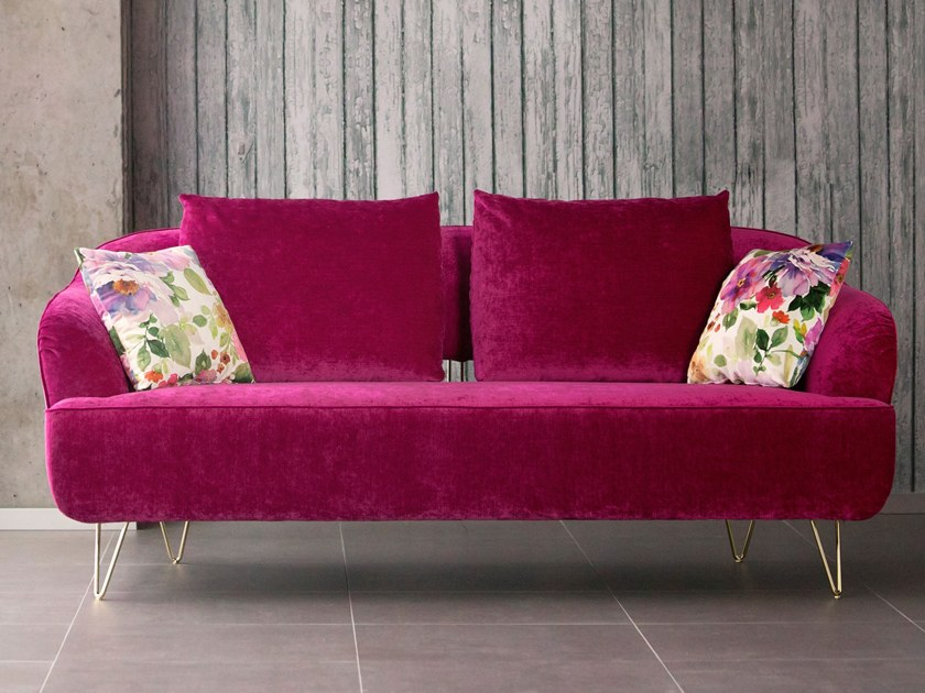 Fabric sofa TYLA by Aquinos Collection