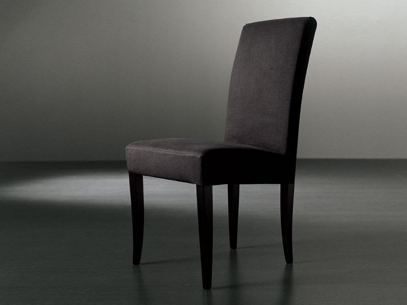 Upholstered chair TYLOR   Chair by Meridiani