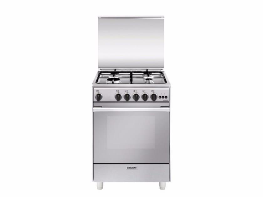 Cooker U654VI | Cooker by Glem Gas
