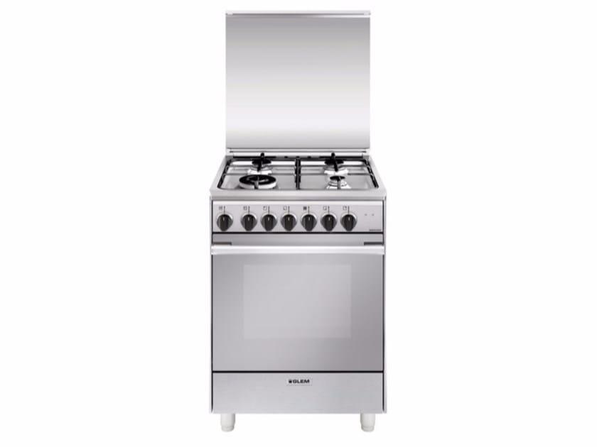 Cooker U664MI | Cooker by Glem Gas