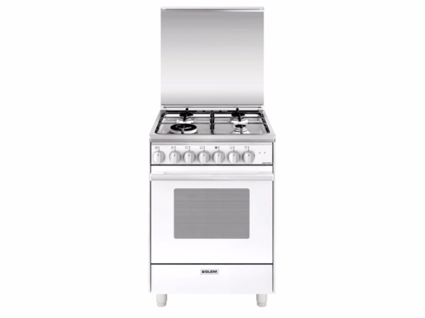 Cooker U664MX | Cooker by Glem Gas