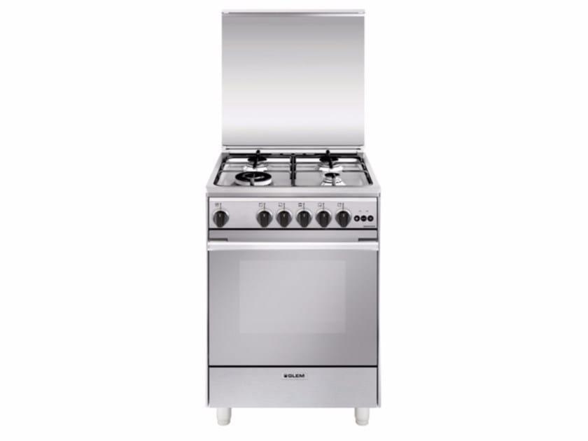 Cooker U664VI | Cooker by Glem Gas