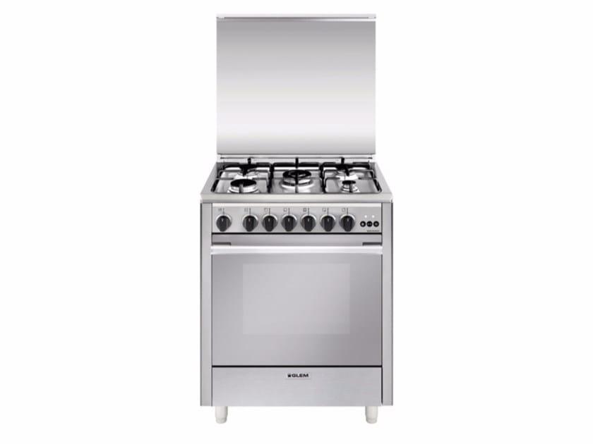 Cooker U765VI | Cooker by Glem Gas