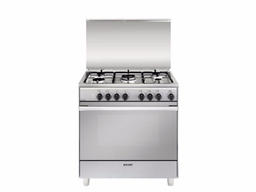 Cooker U855MI6 | Cooker by Glem Gas