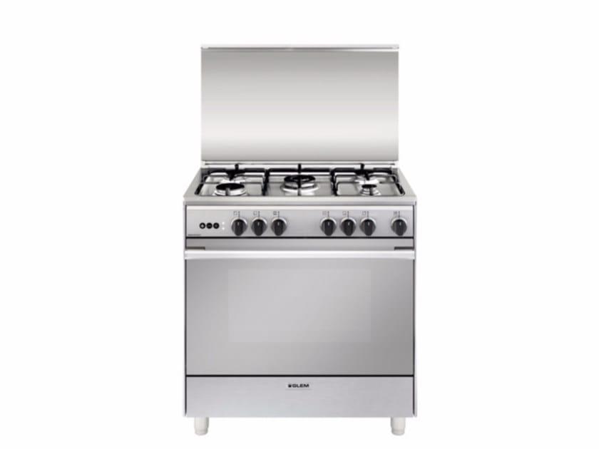 Cooker U855VI | Cooker by Glem Gas
