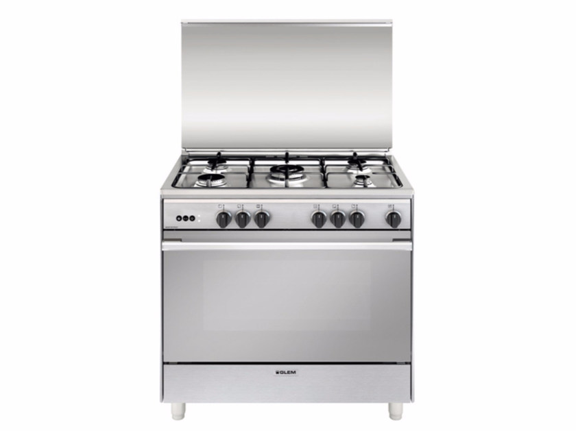 Cooker U965VI | Cooker by Glem Gas