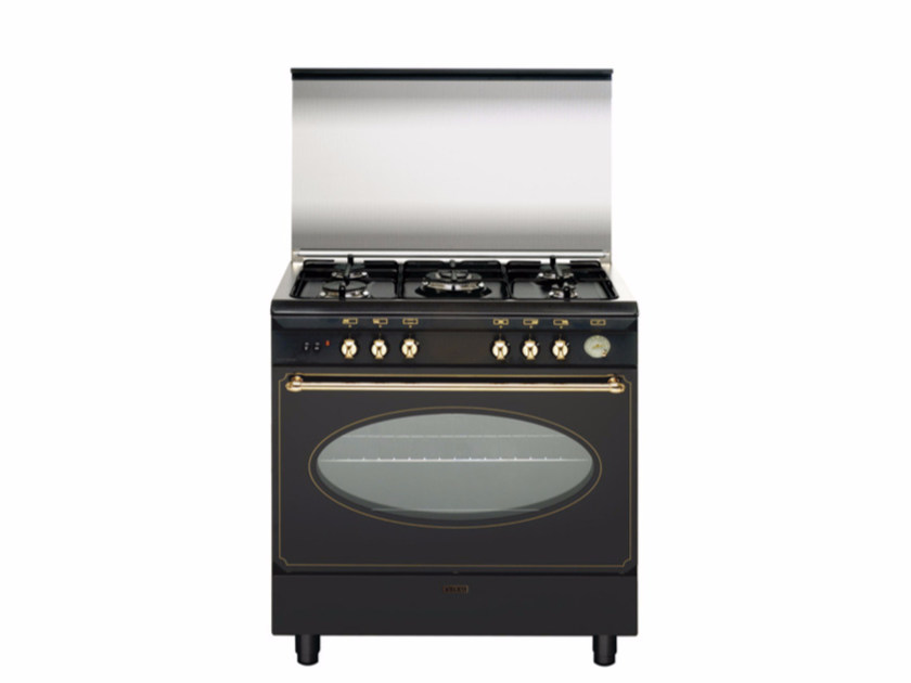 Cooker UA85TR3   Cooker by Glem Gas