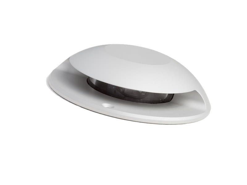 Segnapasso a LED in alluminio UFO 180° by ENGI