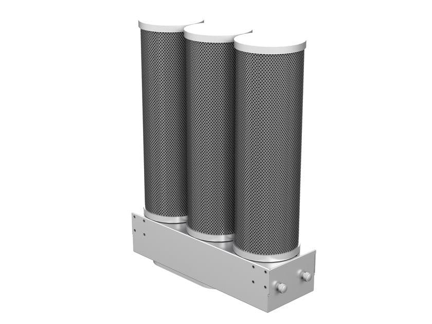 Scatola pulizia aria con 3 filtri al carbone attivo ULB3 by Bora