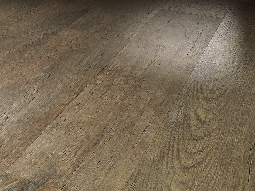 Porcelain stoneware flooring with wood effect ULIVO by GranitiFiandre