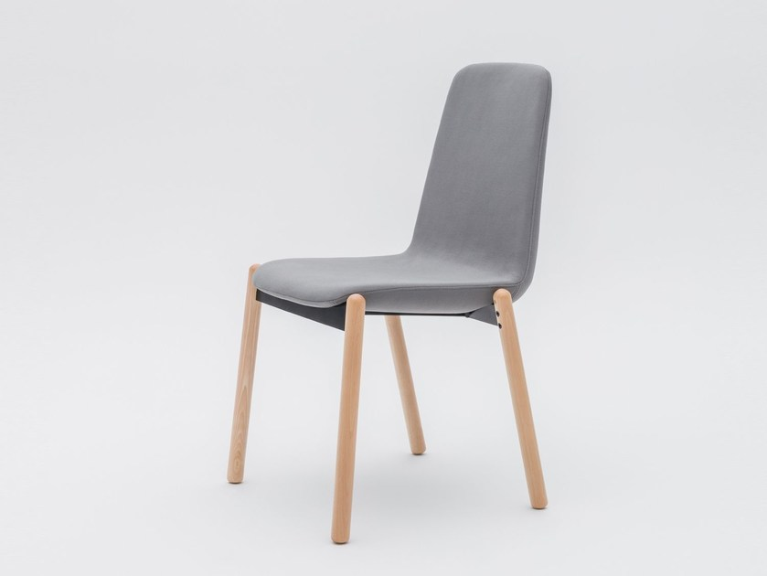 Fabric chair ULTI P9 by MDD