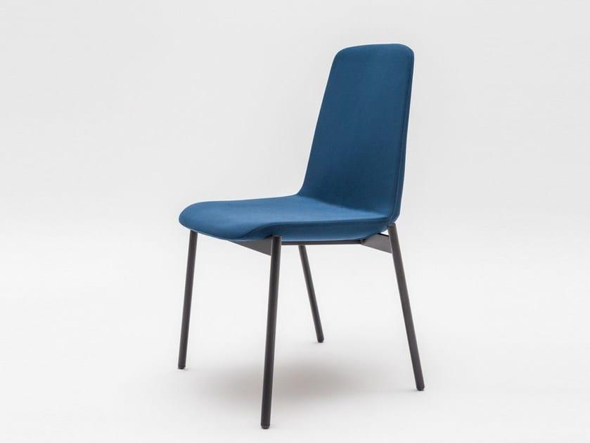 Cadeira de tecido ULTI P1 by MDD