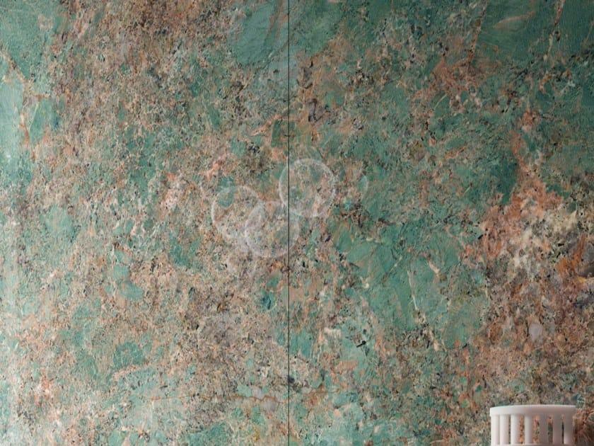 Pavimento/rivestimento in gres porcellanato effetto marmo ULTRA MARMI - ANAZONITE by ARIOSTEA