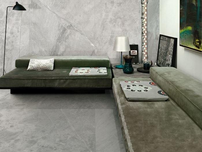 Pavimento/rivestimento effetto marmo ULTRA MARMI - GRIS DE SAVOIE by ARIOSTEA