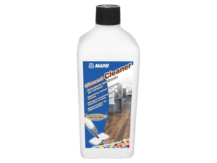 Wood protection product ULTRACOAT CLEANER by MAPEI