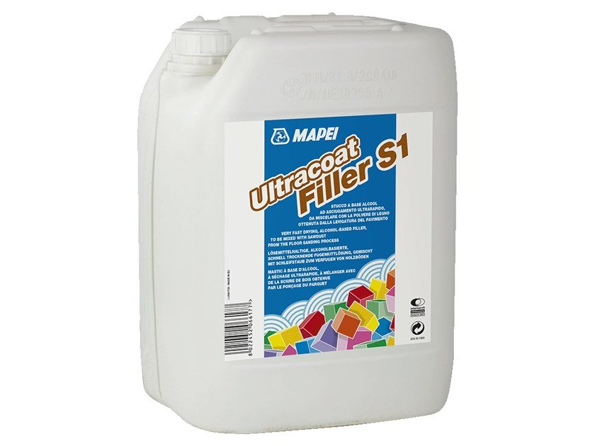 Screed and base layer for flooring ULTRACOAT FILLER S1 by MAPEI